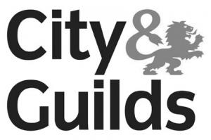 CityAndGuilds-logo b&w
