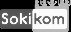 Sokikom_Logo_b&w
